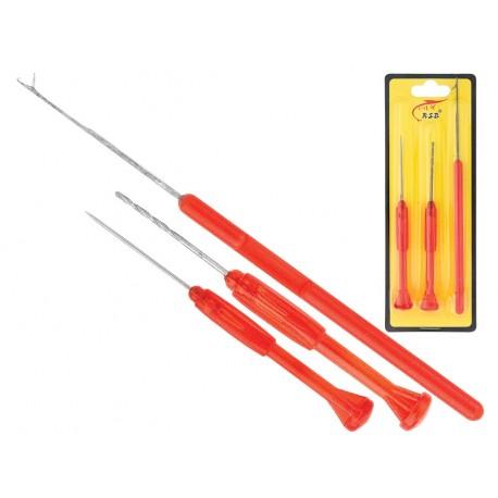 Set 3 unelte boiles GZ-05 (blister)