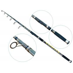 Lanseta fibra de carbon Baracuda Snake Tele Carp 3907