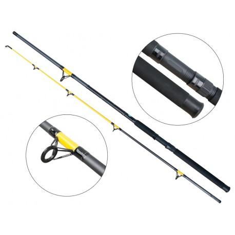 Lanseta fibra de carbon Baracuda Catfish Fighter 2402