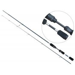 Lanseta fibra de carbon Baracuda Black Pearl 180
