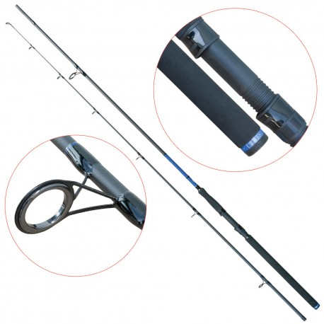 Lanseta fibra de carbon Passion Power 2402 A:40-125