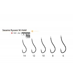 Ace pescuit Sasame Ryusen W-Hold