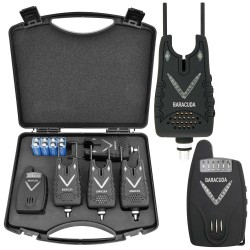 Set 4 avertizoare wireless TLI34 + receptor TLI34B