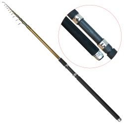 Lanseta fibra de carbon Baracuda Focus 4505