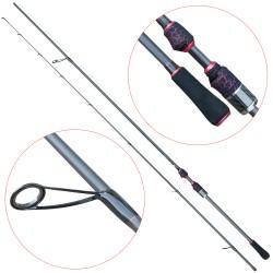 Lanseta fibra de carbon Baracuda Razor X 2102