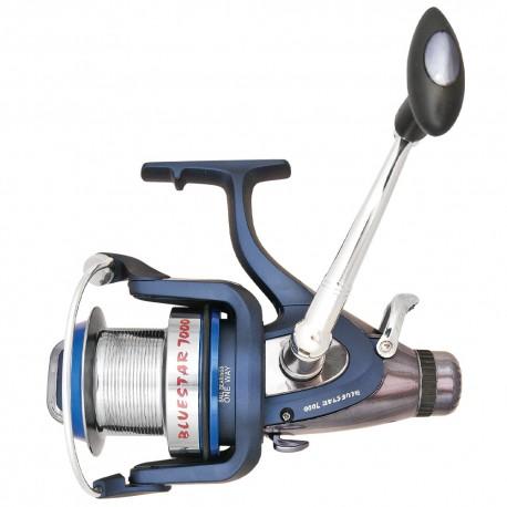 Mulineta Baracuda Blue Star 7000 pentru crap