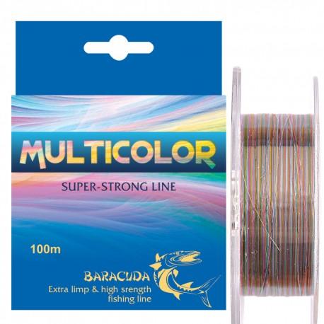 Nylon Baracuda Multicolor