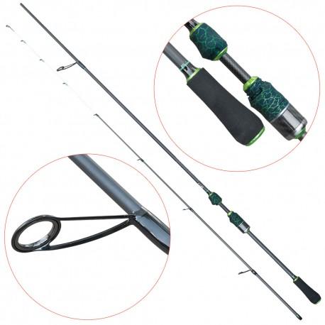 Lanseta fibra de carbon Baracuda Echo X