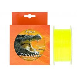 Nylon Baracuda Aqua Crocodile Fluo-Carp 300m