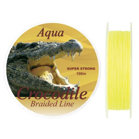 Fir Textil Baracuda Aqua Crocodile 100m