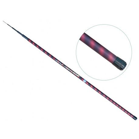 Undita fibra de carbon Baracuda Mystic Pole 5005